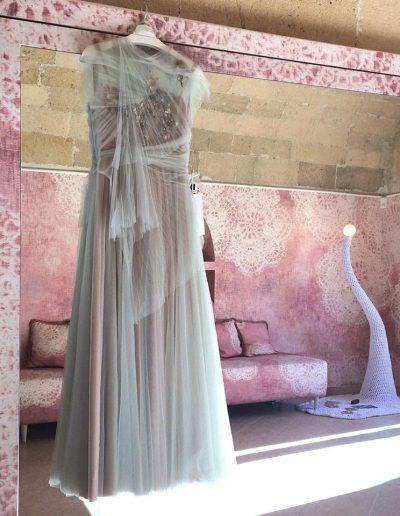Progetto Sposa - Altamura, Apulia, Italy - Arch. Marica Baldassarra - Lamp Penelope - mirror