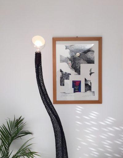 Abitazione Privata_Italy_Lamp_Penelope_near_the_window_Carlo Aymonino